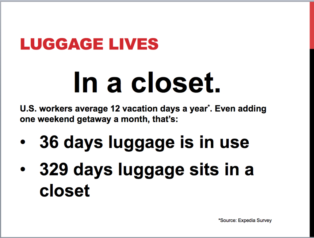 Luggage Lives